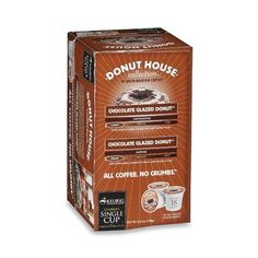 Keurig Donut House Chocolate Glazed Donut Coffee EXTRA 18 KCup >>> Continue to the product at the affiliate link Amazon.com.