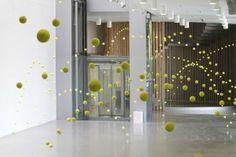 슬로모션영상을 보는 듯한 설치미술작품 by Ana Soler - kaoong | Vingle | 순수 예술, 현대 미술, 조각