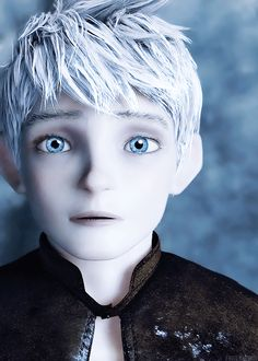 """""""...then I saw the Moon""""   Rise of The guardians   Jack Frost  """