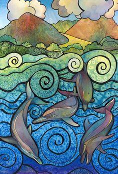 Beth Marcil - Maui Artist
