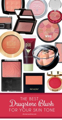 We've rounded up the 15 best drugstore blush options and created this guide to help you find one perfect for your skin tone.