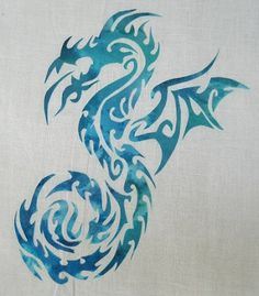 Get inspired by our dragon applique patterns.