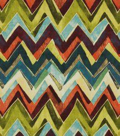 Home Decor Print Fabric-Robert Allen Color Field-Leaf
