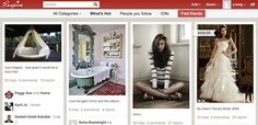 People like to share what they like only if they have an easy and interesting way like Pinterest.    As a social photo sharing website, Pinterest is so hot that there are already tons of clones, among which, the following 10 are the most-like and popular.    http://freenuts.com/top-10-pinterest-clones/