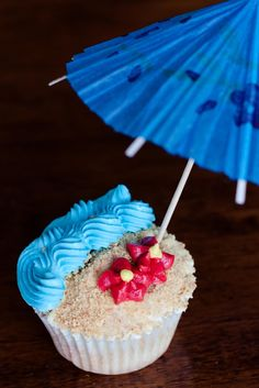 luau cup cake ideas-for-kids-parties