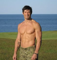 Rudy Reyes: A local KC man who is a true American War Hero with a very inspiring life story. He was cast to play himself in the HBO series Generation Kill (based on the true story of the first wave of marines to hit Iraq in 2003) & he's hot : )