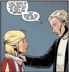 BTVS S10#9 Buffy & Spike