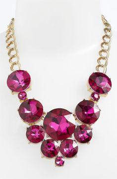 Tasha Bib Necklace $28
