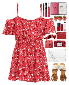 Trending Now : Day dresses by annaclaraalvez on Polyvore featuring polyvore, fashion, style, Aéropostale, Tory Burch, Acne Studios, NARS Cosmetics, Stila, Korres, Aesop, clothing and daydresses