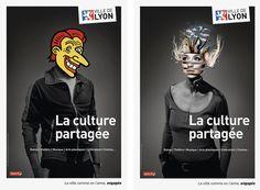 LCA : agence de communication globale, située à Lyon et dirigée par Claude Leravat, Didier Lavanant.