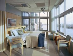 Cannon | Hospital for Special Surgery | Healthcare, Patient Room
