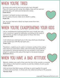 8 Scripture Verses for Struggling Moms {Free Printable} - Biblical encouragement for any mom who is having a difficult day!
