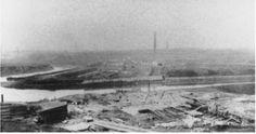 Power Station under Construction  1904