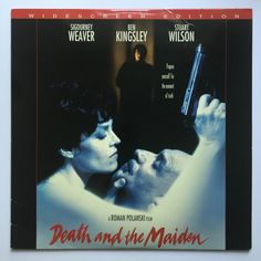 Death and the Maiden Laserdisc