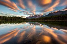 Herbert lake, Banff National Park, Alberta, Canada :)