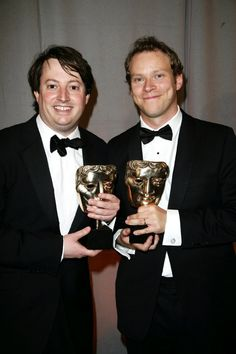 BEST DUO: David Mitchell & Robert Webb