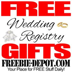 Free wedding stuff 7 free wedding apps free wedding stuff free wedding registry gifts get these free gifts from manufacturers simply for registering no junglespirit Image collections