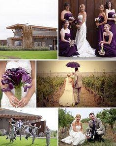 Waterbrook Winery Wedding {Jodi   Benjamin} #junebugtravelgiveaway #WaterbrookWinery #WineryWedding