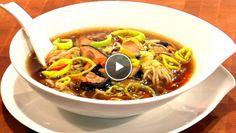 Chinese Noedelsoep - recept | 24Kitchen