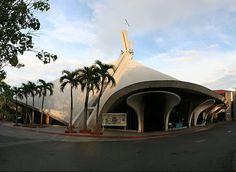 Leandro Locsin | Church of St Andrew, Bel-Air, Makati