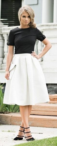 60 Outfits You'll Need This Spring !