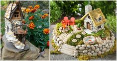 A garden or backyard can be decorated in so many versatile ways. You can choose to add versatile planters, you can make some mini fairy gardens, or you can