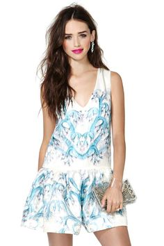 Shop the latest, cutest rompers at Nasty Gal, from classy black or white rompers, to sexy cutout rompers for a great night out. I Love Fashion, Fashion Beauty, Fashion Looks, Women's Fashion, Alice Mccall, Jumpsuit Dressy, Spring Summer Fashion, Summer 2015, Jumpsuits For Women