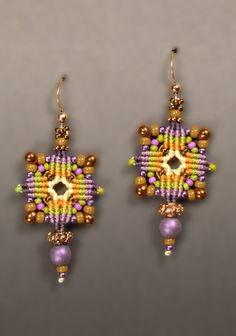Earrings by Joan Babcock