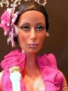 """Rock Star Doll Of Fame """"Cher"""" by Magia2000, Mario and Gianni"""