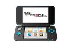 La New Nintendo 2DS XL llegará en Julio
