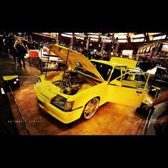 MotorEx 2013 Terry Keys VK Commodore