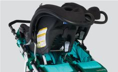 Bumbleride Indie Twin | Double Strollers - Indie Twin All Terrain Jogging Double Stroller
