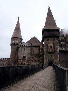 Corvins' Castle (or Hunyad Castle, or Hunedoara Castle), Romania