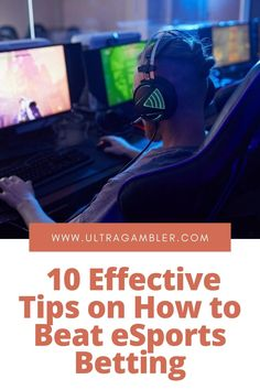 The process of betting on eSports is easy, but mastering this platform successfully is more difficult than many players expect. Your first few bets on eSports may be lucky and you may have some success. But it is just that – luck. To make consistent profits on your eSports bets, you're going to need some tips to put the advantage in your favour! #eSportsBetting #SportsBetting #eSports Sports Betting, Esports, Platform, Success, Tips, Easy, Heel, Wedge, Heels