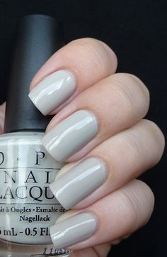 OPI: Skull & Glossbones . (Ghostly light grey creme). seems warmer / has less blue than other pastel greys. Neutral, doesn't seem strongly warm or cool toned. Bought off Amazon!