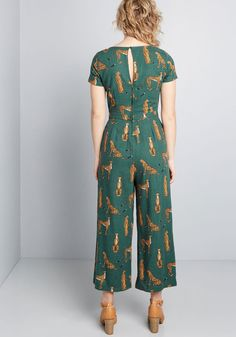 Bold Notion Wide-Leg Jumpsuit in 2020 Plus Jumpsuit, Jumpsuit With Sleeves, Jumpsuit Outfit, Floral Jumpsuit, Cotton Jumpsuit, Summer Swing Dresses, Plus Size Blazer, Capsule Wardrobe, Designer Jumpsuits