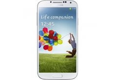 Samsung Galaxy S4 GT-i9500 16GB Factory Unlocked International Version White