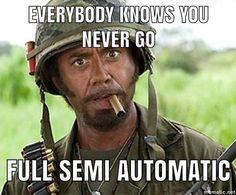 #FullSemiAutomatic