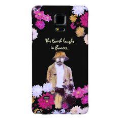Dahlia Gardener Galaxy Note 4 Case