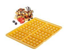 teglia in silicone waffle