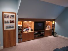 Inspiring cool Bonus Room Ideas. You will be choosing from several different styles, colors, textures, and materials