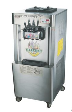 CE approved 42L soft ice cream machine price with touch screen machine for sale