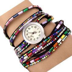 NEW Fashion Strip Bracelet Watch (Color: Black) | To save upto 45% visit our website  uniquefashionusa.com