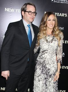 In This Photo: Sarah Jessica Parker, Matthew Broderick  Celebrities at the premiere of 'New Year's Eve' at the Ziegfeld Theatre in New York City, NY... Pictured: Jessica Biel