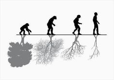Funny pictures about The Advance Of Human Evolution. Oh, and cool pics about The Advance Of Human Evolution. Also, The Advance Of Human Evolution photos. Salve A Terra, Theme Tattoo, Man Vs Nature, Human Nature, Art Environnemental, Save Our Earth, Human Evolution, Evolution Tattoo, Cultural
