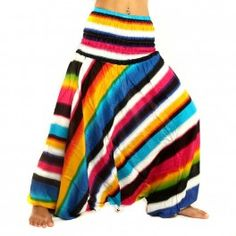 Aladdin pants  - Rayon, Jumpsuit