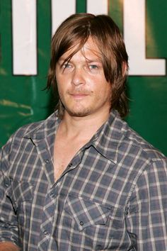 I first fell in love with him in Boondock Saints... but he's my favorite as Daryl!