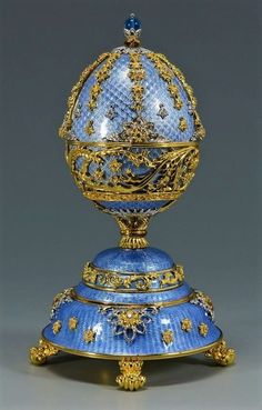 Faberge fountain of jewels egg.