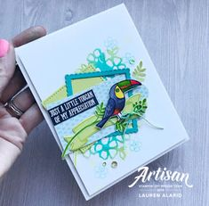 Bird Banter Thank You Card