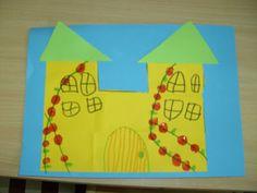 * Het kasteel van Doornroosje.... Zz, Plastic Cutting Board, School